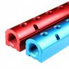 """Aluminium Manifolds 3/4"""" -- W-BB-06BSA-08-3B-2-Z"""