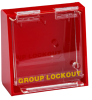 Acrylic Wall Lock Box - Medium -- LG008E