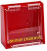 Acrylic Wall Lock Box - Medium -- LG008E