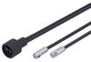 Fiber optic through beam sensor -- E20228 -Image