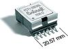 FCT1-xxD3SL Forward Mode Transformers for 30 Watt Telecommunications -- FCT1-33D3SL -Image