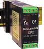 DC-DC, DIN RAIL, INPUT 18-36VDC, OUTPUTS 5V 6A, +/-15V 0.3A -- 70177595 - Image