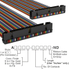 Rectangular Cable Assemblies -- A3RRB-5018M-ND -Image