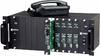 4-28 Channel Telephone/Data Fiber Optic Multiplexer -- MODEL LT8800
