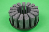 Abtex Hex-Drive? Brushes, Silicon Carbide Filament – V Tuft 1-1/2