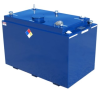 10-Gauge Double Wall Waste Oil Tank with Accessories -- PAK1006 - Image