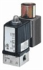 Cole-Parmer Three-Way Solenoid Valve for Liquids and Gases; 1/8