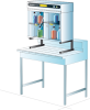 Captair® Ministore 822 B Small Storage Cabinet - Image
