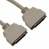 D-Shaped, Centronics Cables -- 3M15340-ND - Image