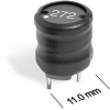 RFB1010 Series Power Inductors -- RFB1010-121 -- View Larger Image