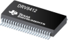 DRV8412 6A Dual Brushed DC or Single Bipolar Stepper Motor Driver (PWM Ctrl) -- DRV8412DDW - Image