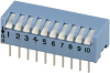 DIP Switches -- CT19410MST-ND -Image