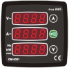 Digital Panel Meters For Single-phase And 3-phase Systems -- DM-0101-2-1