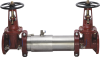 Stainless Steel Double Check Valve Assemblies for High Flow Fire Systems -- Series M200, M200N