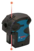 BOSCH 2 Point Self-Leveling Laser Level -- Model# GPL2 - Image