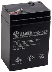 Lead acid battery available from Digi-Key Corporation