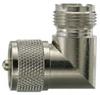 UHF Plug to Jack Angle Adapter -- 259-RA-249-TP - Image