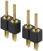 Rectangular Connectors - Headers, Male Pins -- ED9364-26-ND -Image