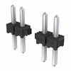 Rectangular Connectors - Headers, Male Pins -- SAM1178-12-ND -Image