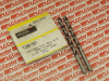 DRILL BIT HIGH SPEED TWIST 15/64X3-7/8IN 2/PACK -- T2015P