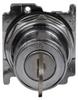 Non Illuminated Selector Switch Operator -- 10250T15234 - Image