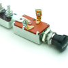Push-Pull Switch, On-Off, SPST -- 5050