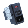 Power Entry Connectors - Inlets, Outlets, Modules -- CCM2049-ND -Image