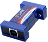 USB to RS-485 2-Wire Miniature Converter - Locked Serial Number -- BB-485USB9F-2W-LS -Image