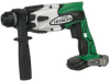 HITACHI 18 Volt Lithium Ion Rotary Hammer -- Model# DH18DL