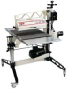 JET 22-44 Pro Drum Sander 3 HP, 1Ph, DRO, Tables and Casters -- Model# 649600