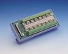 50-pin DIN-rail Wiring Board w/ LED Indicators -- ADAM-3951