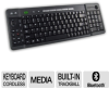 Adesso WKB-3200UB Wireless Keyboard - Built-In 800 DPI Track -- WKB-3200UB