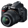 Nikon D3100 14mp D-SLR 3in LCD Camera w/AF-S DX NIKKOR 18-55mm f/3.5-5.6G VR Lens -- 25472