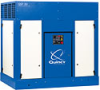 Lubricated Rotary Screw Air Compressor -- QSF