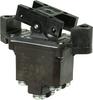 TP Series Rocker Switch, 2 pole, 2 position, Screw terminal, Flush Panel Mounting -- 2TP8-8 -Image