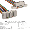 Rectangular Cable Assemblies -- M3TFK-1636R-ND -Image