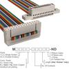 Rectangular Cable Assemblies -- M3BFK-2618R-ND -Image