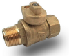Brass Ball Valve -- s. 8042 NPT