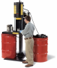 Free-Standing Oil Filter/Paint Can Crusher -- DRM584