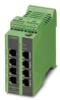 Industrial Ethernet Switch Managed 8 RJ45 10/100 Mbps -- 78037314161-1