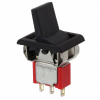 Rocker Switches -- 300SP1R7BLKM1QEBLK-ND - Image
