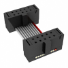 Rectangular Cable Assemblies -- FFSD-05-D-20.00-01-S-N-ND -- View Larger Image