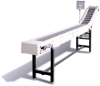 Bucket Infeed Conveyor -- UF-9000 - Image