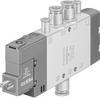 Air solenoid valve -- CPE24-M2H-5LS-QS-10 -Image