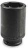 Budd Wheel Impact Socket,Deep,1 1/2 In -- 1ACP1 - Image
