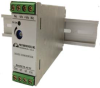 DC-DC Converter, 30 Watt Single and Dual Output DIN Rail, Wide Input -- DMWB30