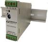 DC-DC Converter, 30 Watt Single and Dual Output DIN Rail, Wide Input -- DMWB30 - Image