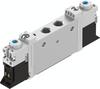 Air solenoid valve -- VUVG-L10-B52-T-M7-1P3 -Image
