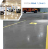 Solid Colored Heavy Duty Urethane Traffic Surface -- Prime Flex 4615
