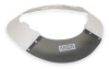Sun Shield,White,V-Gard Cap -- 1MDV7